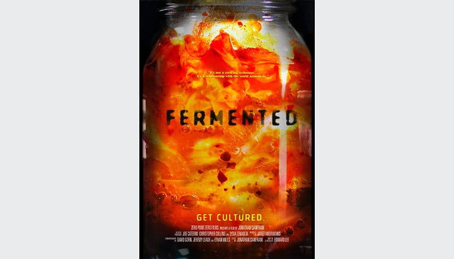 Fermented film