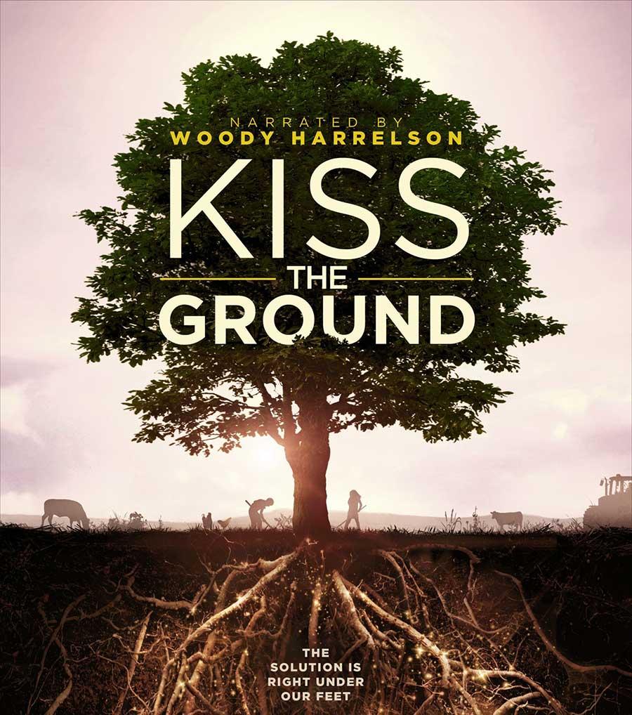 Kiss the ground Netflix documentary