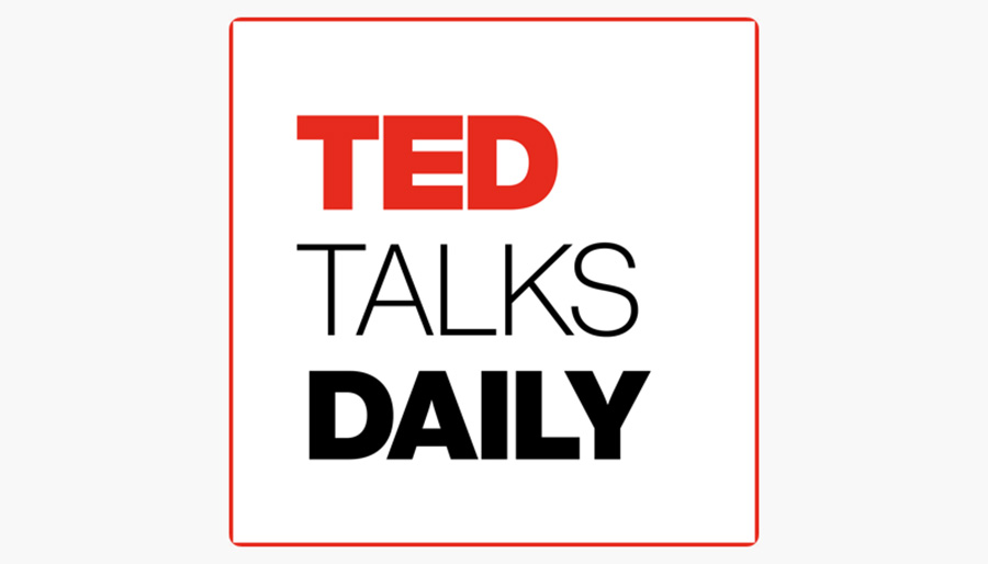 TED Talks Daily logo