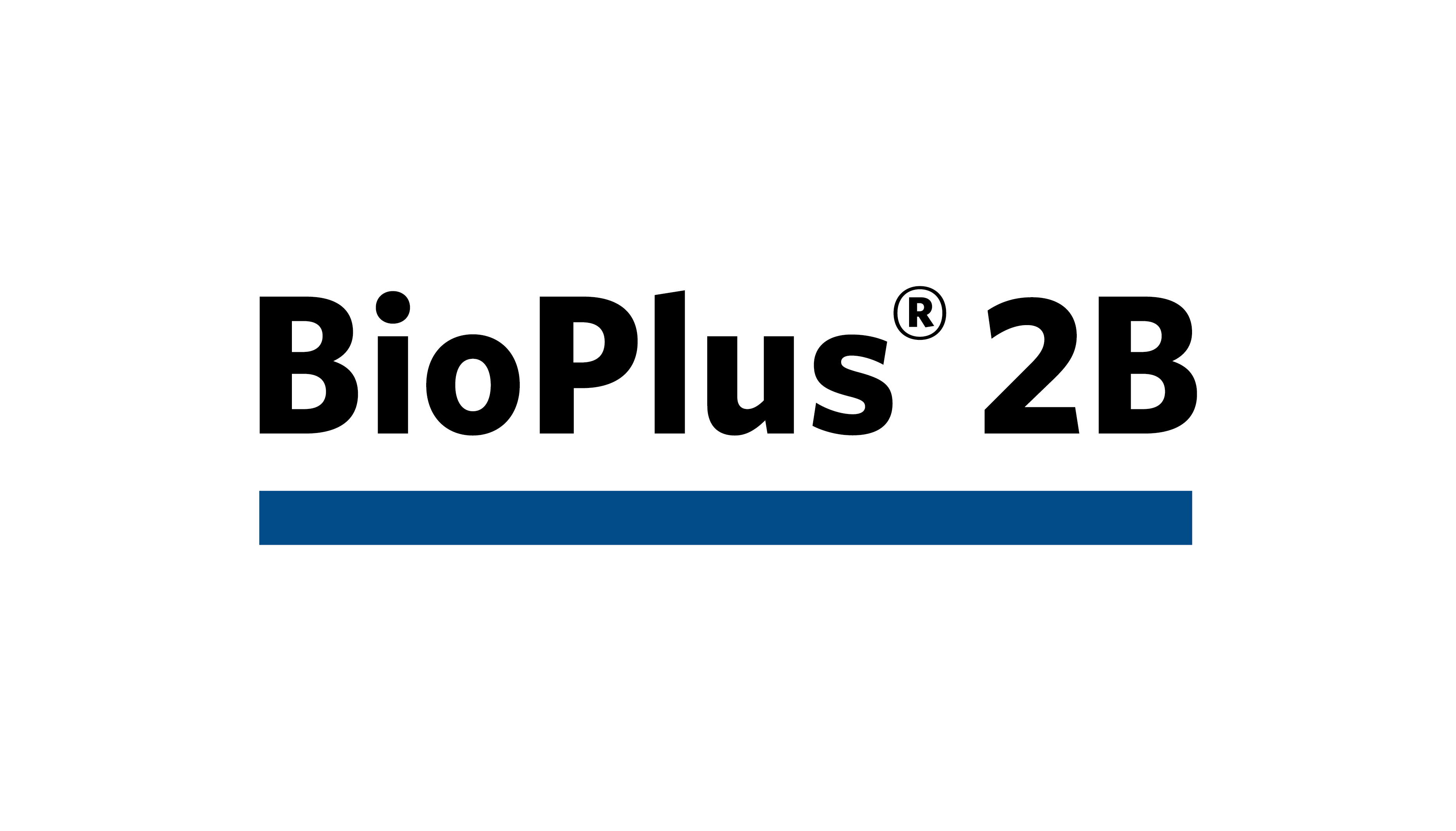 BioPlus®2B Logo