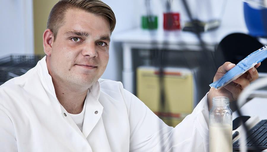 Chr. Hansen Laboratory Technician Employee