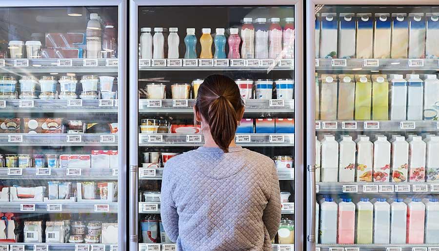 Consumer Supermarket Choosing