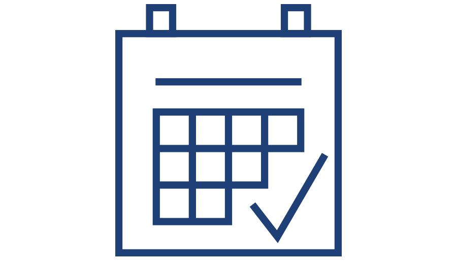 Extended shelf life calendar