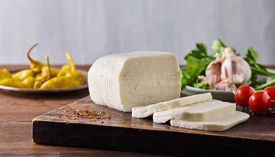 Feta White-brined cheese