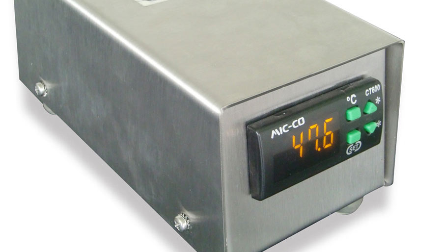 Rapid Test incubator