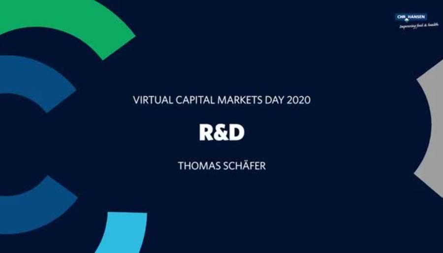 CMD 2020 R&D