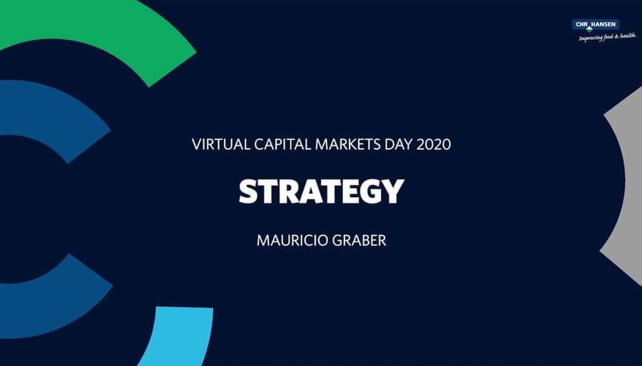 CMD 2020 Strategy presentation
